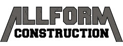 All Form Construction Logo